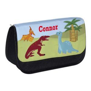 Dinosaurs Any Name Pencil Case