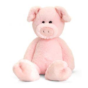 Love To Hug Pig Soft Toy