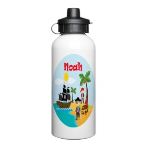 Pirates Scene 600ml Sports Drinks Bottle