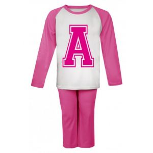 Any Initial (Large) Childrens Pyjamas