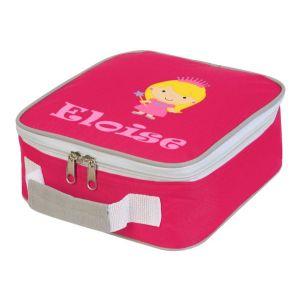 Princess Any Name Lunch Box Cooler Bag
