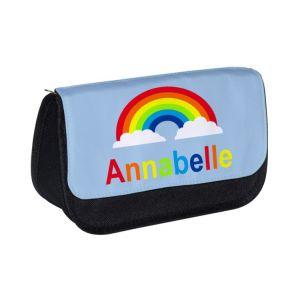 Rainbow Any Name Pencil Case