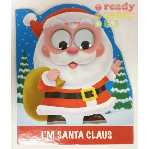 I'm Santa Claus Christmas Children's Storybook