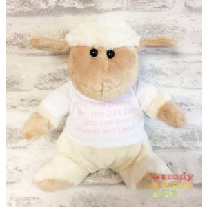 Fleece the Lamb / Sheep Soft Toy