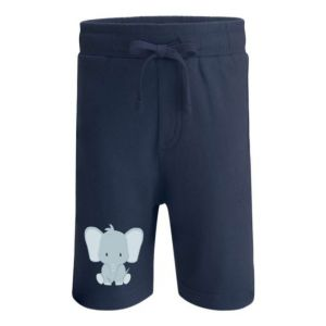 Elephant Any Name Childrens Cotton Shorts