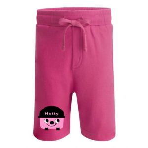 Hetty Hoover Any Name Childrens Cotton Shorts
