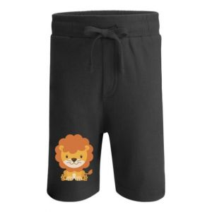Lion Any Name Childrens Cotton Shorts