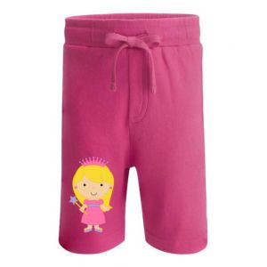 Princess Any Name Childrens Cotton Shorts