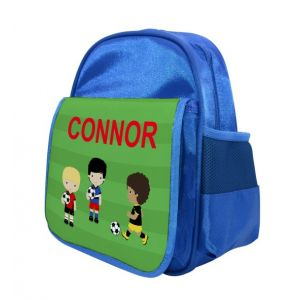 Football Players Any Name Childs Backpack