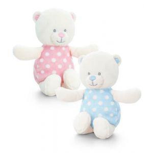 Baby Boy / Girl Teddy Bear Rattle
