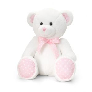Pink Spotty The Baby Bear