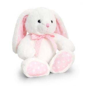 Pink Spotty Baby Bunny Rabbit