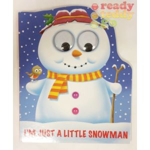 I'm Just a Little Snowman Christmas Children's Storybook