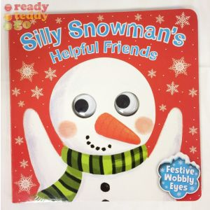 Silly Snowman's Helpful Friends Christmas Children's Storybook