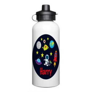 Outer Space Scene 600ml Sports Drinks Bottle