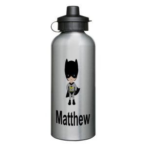 Super Bat Boy 600ml Sports Drinks Bottle