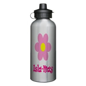 Flower 600ml Sports Drinks Bottle