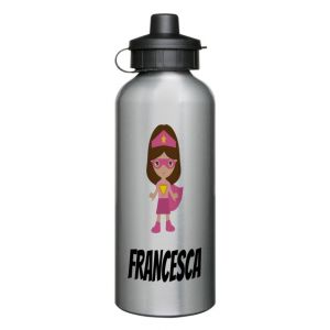 Super Hero Girl 600ml Sports Drinks Bottle