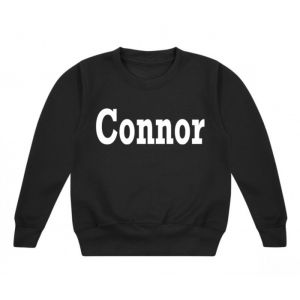 Any Name / Text Childrens Sweatshirt / Jumper