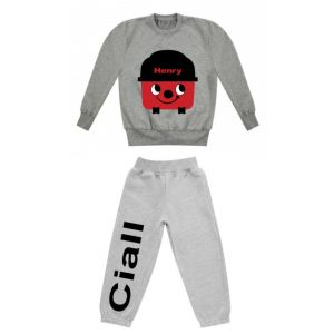 Henry Hoover Any Name Childrens Tracksuit
