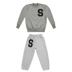 Any Initial (Left Chest) Childrens Tracksuit