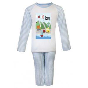 Transport Any Name Childrens Pyjamas