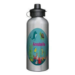 Under The Sea Scene 600ml Sports Drinks Bottle
