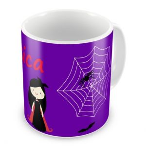 Halloween Vampires Any Name Mug
