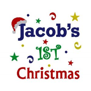 Christmas Text Design (Create Your Own)